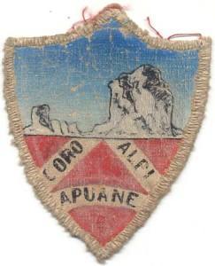 primo Stemma del Coro Alpi Apuane